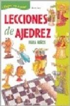 Papel Lecciones De Ajedrez Para Niños
