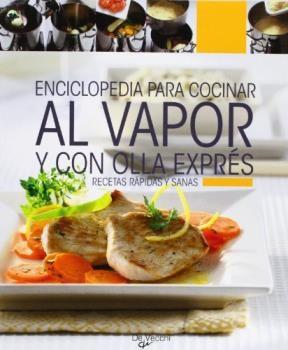 Papel Enciclopedia De Cocina Al Vapor Y Con Olla Exprés