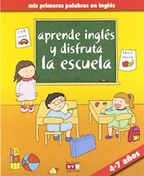 Libro Aprende Ingls Y Disfruta La Escuela