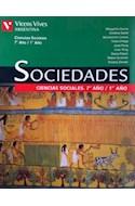 Papel CIENCIAS SOCIALES 7 VICENS VIVES EGB [1ER AÑO SECUNDARIO