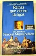 Papel REINAS QUE VIENEN DE LEJOS (MEMORIA DE LA HISTORIA)