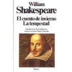 Papel CUENTO DE INVIERNO / LA TEMPESTAD (CLASICOS UNIVERSALES PLANETA)