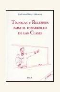 Papel TECNICAS Y RECURSOS PARA EL DESARROLLO DE LAS CLASES