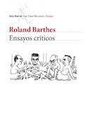 Papel ENSAYOS CRITICOS (COLECCION LOS TRES MUNDOS ENSAYO)