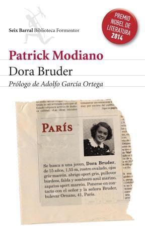 E-book Dora Bruder