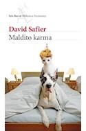 Papel MALDITO KARMA (BIBLIOTECA FORMENTOR)