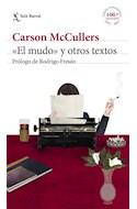 Papel MUDO Y OTROS TEXTOS [EDICION CONMEMORATIVA 100 ANIVERSARIO 1917 - 2017] (BIBLIOTECA FORMENTOR)