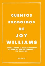 Papel CUENTOS ESCOGIDOS DE JOY WILLIAMS (tapa dura)