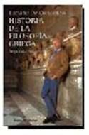 Papel HISTORIA DE LA FILOSOFIA GRIEGA 2 (RUSTICA)