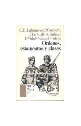 Papel ORDENES, ESTAMENTOS Y CLASES