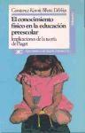 Papel Conocimiento Fisico En La Educacion