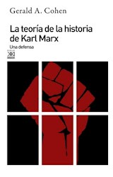 Papel LA TEORIA DE LA HISTORIA DE KARL MARX