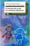 Papel INTERACCION SOCIAL EN CONTEXTOS EDUCATIVOS