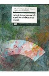 Papel ADMINISTRACION SOCIAL SERVICIO DE BIENESTAR SOCIAL