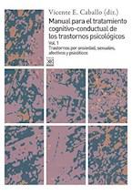 Papel MANUAL PARA EL TRATAMIENTO COGNITIVO-CONDUCTUAL VOL.1 DE LOS
