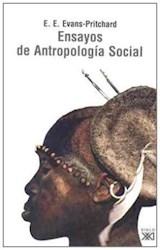 Papel ENSAYOS DE ANTROPOLOGIA SOCIAL