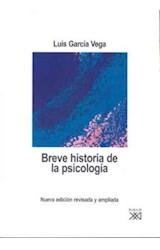 Papel BREVE HISTORIA DE LA PSICOLOGIA
