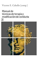 Papel MANUAL DE TECNICAS DE TERAPIA Y MODIFICACION DE CONDUCTA