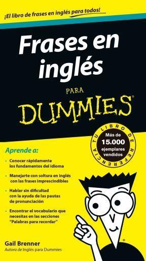 E-book Frases En Inglés Para Dummies