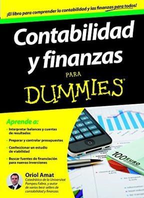 E-book Contabilidad Y Finanzas Para Dummies