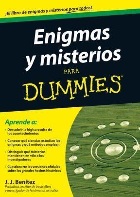 E-book Enigmas Y Misterios Para Dummies