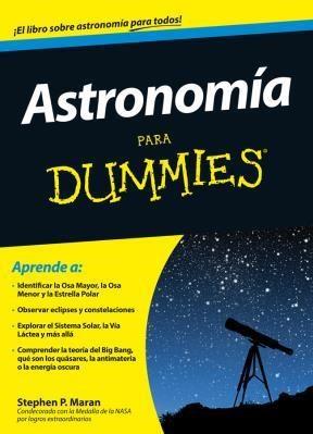 E-book Astronomía Para Dummies