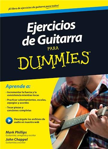 E-book Ejercicios De Guitarra Para Dummies