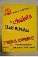 Papel 62 PROYECTOS DE CHALETS (MONOGRAFIAS CEAC DE LA CONSTRUCCION)