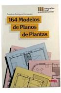 Papel 164 MODELOS DE PLANOS DE PLANTAS (MONOGRAFIAS CEAC DE LA CONSTRUCCION 29)