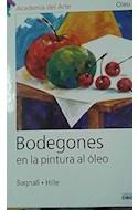 Papel BODEGONES EN LA PINTURA AL OLEO (CARTONE)