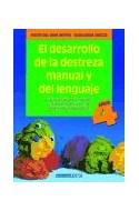 Papel DESARROLLO DE LA DESTREZA MANUAL Y DEL LENGUAJE 4 AÑOS