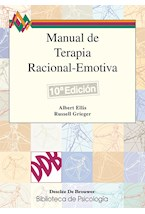 Papel MANUAL DE TERAPIA RACIONAL EMOTIVA - VOL.1