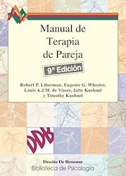 Libro Manual De Terapia De Pareja.