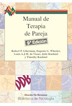 Papel MANUAL DE TERAPIA DE PAREJA