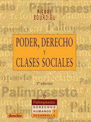 Papel Poder Derecho Y Clases Sociales