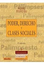 Papel PODER, DERECHO Y CLASES SOCIALES