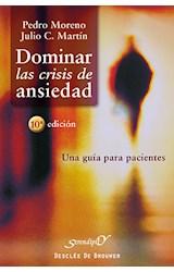 Papel DOMINAR LAS CRISIS DE ANSIEDAD