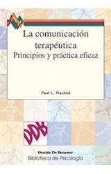 E-book La comunicación terapéutica