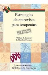 E-book Estrategias de entrevista para terapeutas