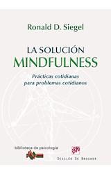 Papel LA SOLUCION MINDFULNESS