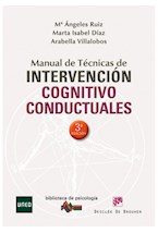 Papel MANUAL DE TECNICAS DE INTERVENCION COGNITIVO CONDUCTUALES