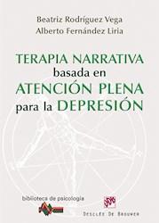 Libro Terapia Narrativa Basada En La Atencion Plena Par