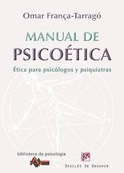 Libro Manual De Psicoetica