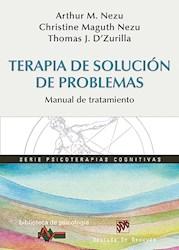 Libro Terapia De Solucion De Problemas