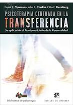 Papel PSICOTERAPIA CENTRADA EN LA TRANSFERENCIA