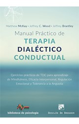 Papel MANUAL PRACTICO DE TERAPIA DIALECTIVO CONDUCTUAL