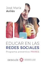 Libro Educar En Las Redes Sociales. Programa Preventivo
