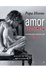 E-book Amor y violencia