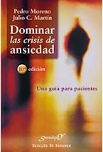 E-book Dominar las crisis de ansiedad