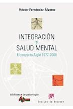 E-book Integración y salud mental